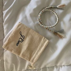 Wrap bracelet from Jcrew